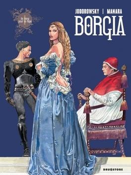 Couverture du livre : Borgia, tome 1 : Du sang pour le pape