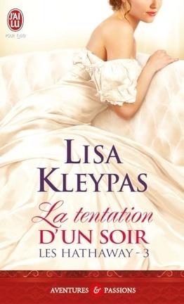 Couverture du livre : Les Hathaway, tome 3 : La tentation d'un soir