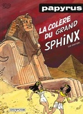 Papyrus, Tome 20 : La colère du grand Sphinx