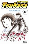 couverture Captain Tsubasa, Tome 13