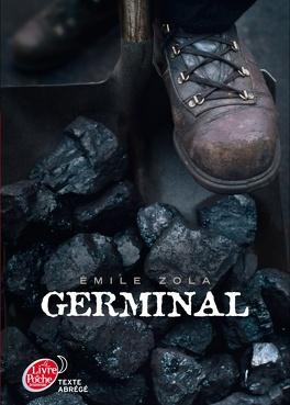 Couverture du livre : Germinal - Texte abrégé