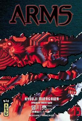 Couverture du livre : Arms, Tome 15