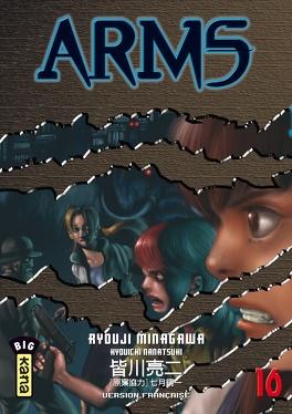 Couverture du livre : Arms, Tome 16