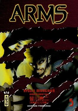 Couverture du livre : Arms, Tome 5