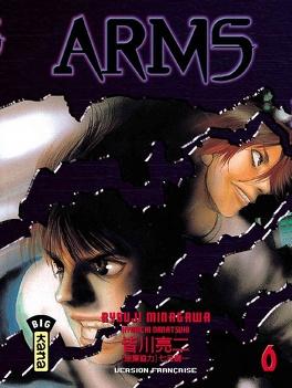 Couverture du livre : Arms, Tome 6