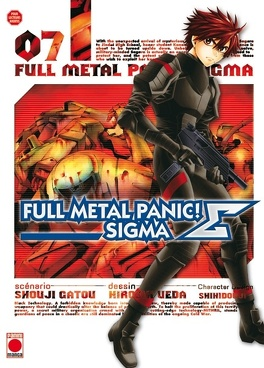 Couverture du livre : Full Metal Panic Σ (Sigma), Tome 7