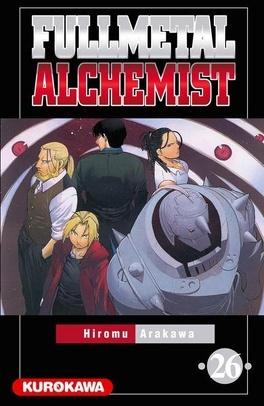 Couverture du livre : Fullmetal Alchemist, tome 26