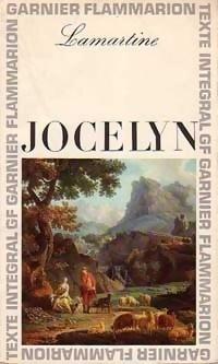 Couverture du livre : Jocelyn