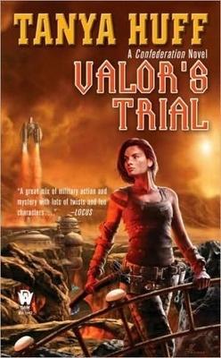 Couverture de La Confédération, Tome 4 : Valor's Trial