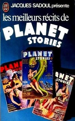 Couverture du livre : Les meilleurs récits de Planet Stories