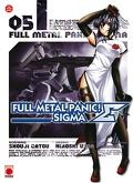 Full Metal Panic Σ (Sigma), Tome 5