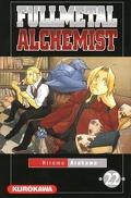 Fullmetal Alchemist, tome 22