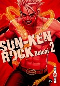 Sun-Ken Rock, Tome 2
