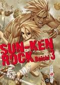 Sun-Ken Rock, Tome 3