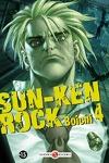 couverture Sun-Ken Rock, Tome 4