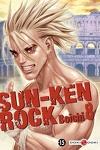 couverture Sun-Ken Rock, Tome 8