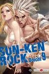 couverture Sun-Ken Rock, Tome 9