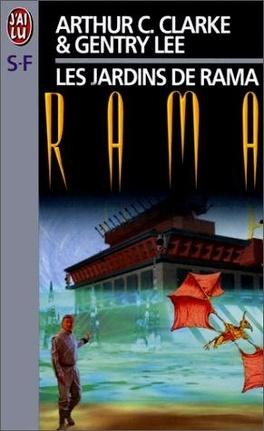 Couverture du livre : Rama, Tome 3 : Les Jardins de Rama