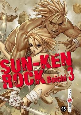 Couverture du livre : Sun-Ken Rock, Tome 3