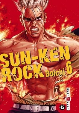 Couverture du livre : Sun-Ken Rock, Tome 6
