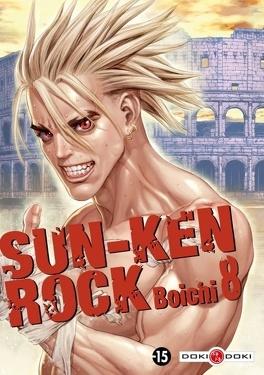 Couverture du livre : Sun-Ken Rock, Tome 8