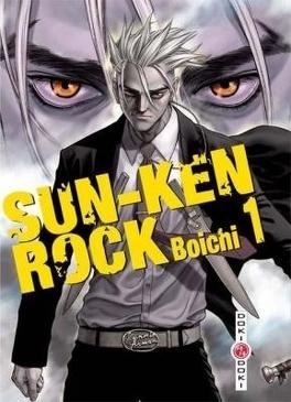 Couverture du livre : Sun-Ken Rock, Tome 1