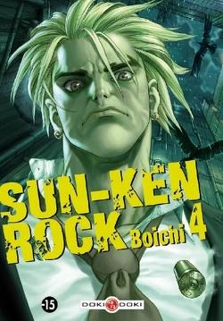 Couverture de Sun-Ken Rock, Tome 4