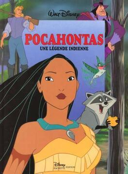 Couverture du livre : Pocahontas