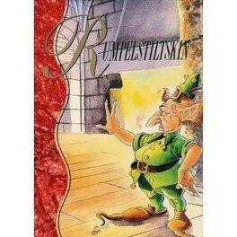Couverture du livre : Rumpelstiltskin