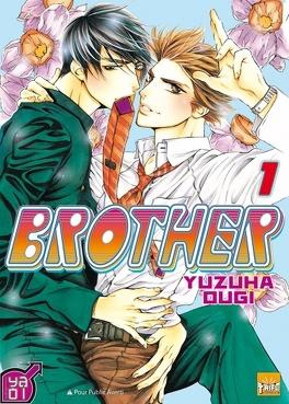 Couverture du livre : Brother, Tome 1