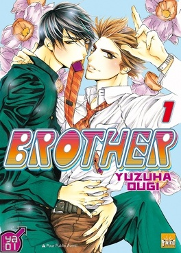 Couverture du livre : Brother, Tome 1