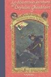 couverture Les Désastreuses Aventures des orphelins Baudelaire, Tome 6 : Ascenseur pour la peur
