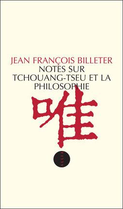 Couverture du livre : Notes sur Tchouang Tseu et la philosophie