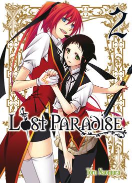 Couverture du livre : Lost Paradise, Tome 2