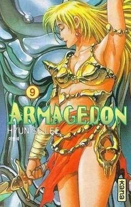 Couverture du livre : Armagedon, Tome 9