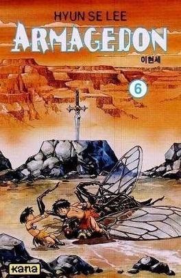 Couverture du livre : Armagedon, Tome 6