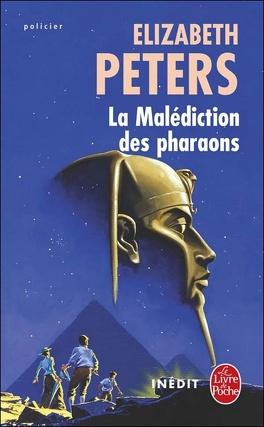Couverture du livre : La Malédiction des pharaons
