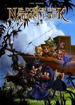 Couverture du livre : Le Donjon de Naheulbeuk, Tome 8 : Troisième saison : Partie 2
