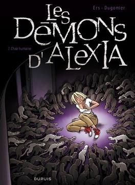 Couverture du livre : Les Démons d'Alexia, tome 7 : Chair humaine