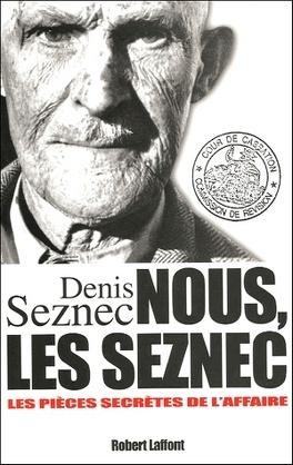 Couverture du livre : Nous, les Seznec