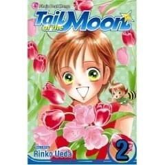 Couverture du livre : Tail of the moon, tome 2