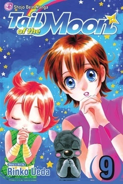 Couverture du livre : Tail of the moon, tome 9