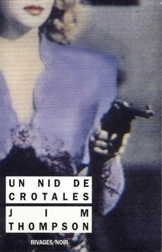 Couverture du livre : Un nid de crotales