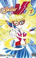 Codename Sailor V, Tome 1