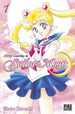 Couverture du livre : Sailor Moon : Pretty Guardian, Tome 1