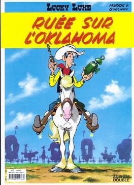 Couverture du livre : Lucky Luke : Le juge - Ruée sur l'Oklahoma
