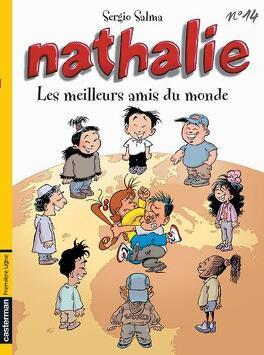 Couverture du livre : Nathalie, Tome 14 : Les Meilleurs Amis du monde