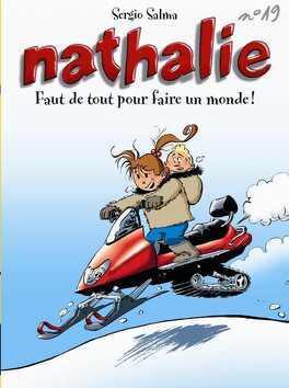 Couverture du livre : Nathalie, Tome 19 : Faut de tout pour faire un monde