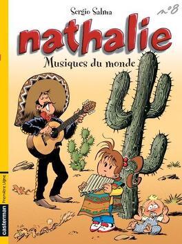 Couverture du livre : Nathalie, Tome 8 : Musiques du monde