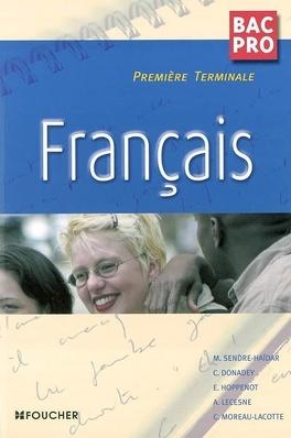 Francais Bac Pro Premiere Et Terminale Livre De Michele